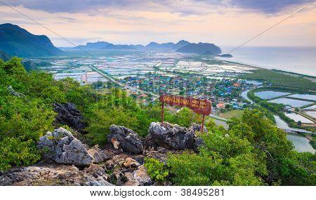 Khao Dang Viewpoint, Samroi Yod National Park, Thailand
