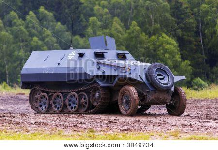 Sdkfz 251 Halfrack