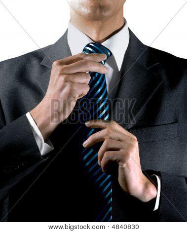 To Tie One's Tie