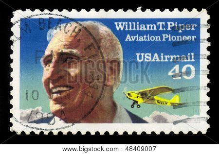 William T. Piper, Aviation Pioneer