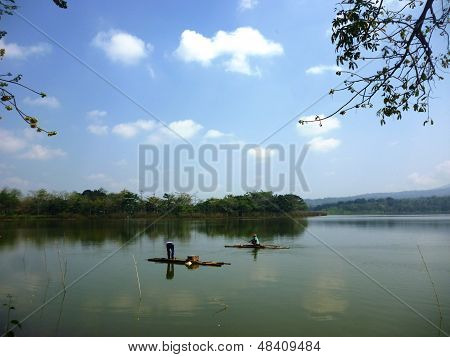 reservoirs gembong