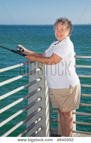Senior Fishing Fun