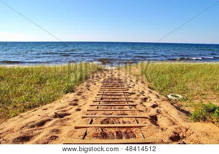 A Beach to Call My Own