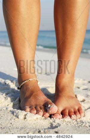 Beach Feet