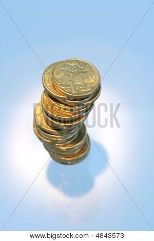 australischen Münzen