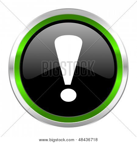 exclamation sign icon