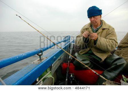 der alte Fischer
