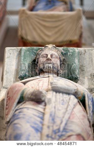 Tomb of Richard the Lionheart