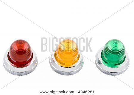 Power Status Indicator Light