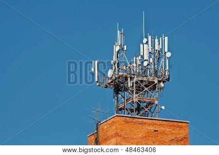Communikation Tower