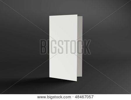 Leaflet Cover presentatie