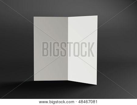 Leaflet in presentatie