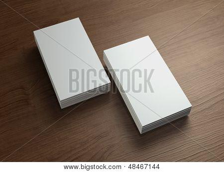 Visitekaartjes Design Presentation