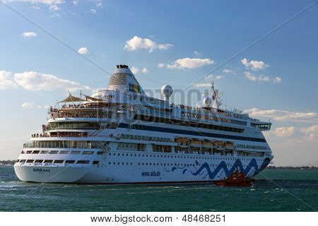 Cruise Ship Aida