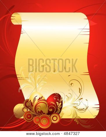 Red Skroll