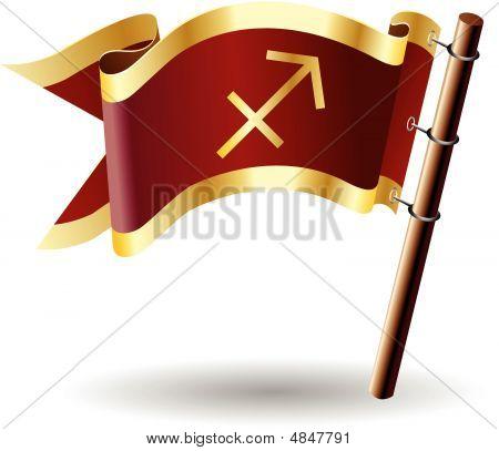 Royal-flag-astrology-sign-sagittarius