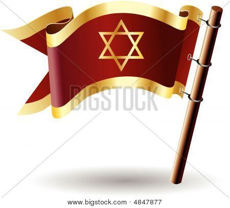 Royal-flag-faith-judasim