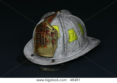 Chief's Helmet 2