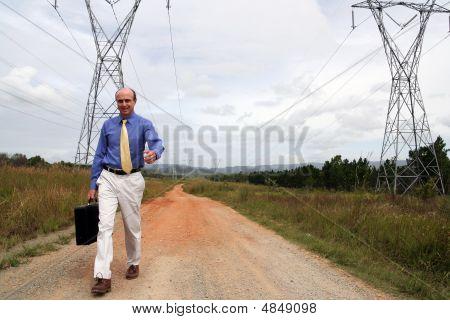 Stromversorgung Kaufmann