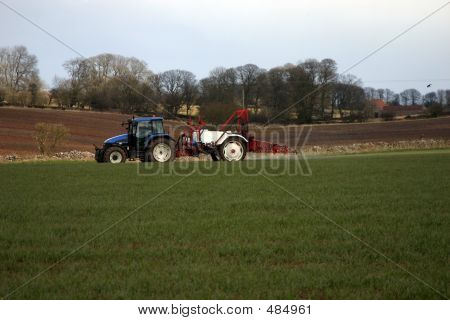 Farm Sprayer