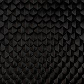 picture of lizard skin  - Fantasy dragon skin from a black scales - JPG