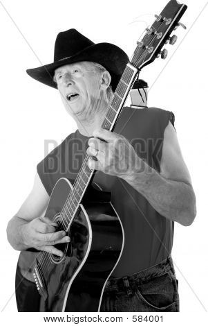 Old Time Country Musician Two