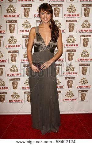 LOS ANGELES - NOVEMBER 2: Mary Elizabeth Winstead at the 2005 BAFTA/LA Cunard Britannia Awards at Hyatt Regency Century Plaza Hotel on November 2, 2006 in Century City, CA.