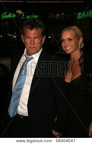 LOS ANGELES - NOVEMBER 09: David Foster and Yolanda H. Foster at the Los Angeles Premiere of