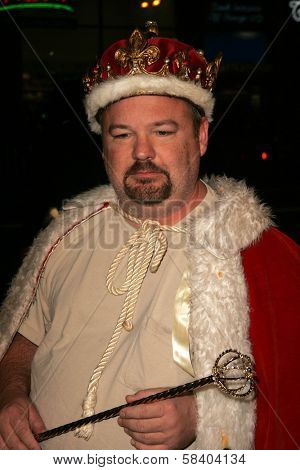 LOS ANGELES - NOVEMBER 09: Kyle Gass at the Los Angeles Premiere of