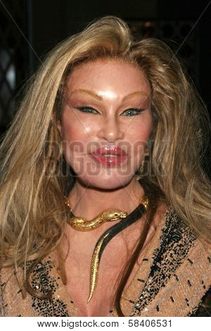 LOS ANGELES - NOVEMBER 14: Jocelyn Wildenstein at the opening party for the Lloyd Klein Flagship Store at Lloyd Klein Flagship Store on November 14, 2006 in Los Angeles, CA.