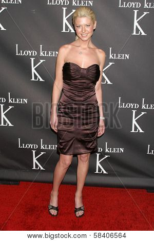 LOS ANGELES - NOVEMBER 14: Tara Reid at the opening party for the Lloyd Klein Flagship Store at Lloyd Klein Flagship Store on November 14, 2006 in Los Angeles, CA.
