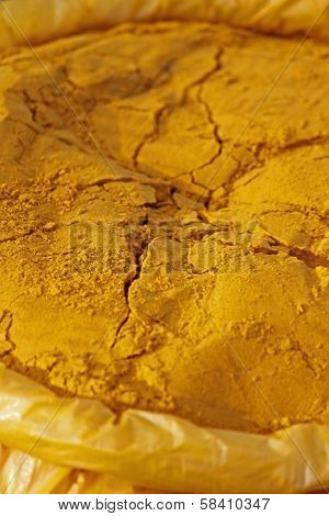 Turmeric powder India