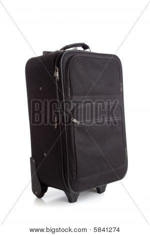 Black Suitcase Or Luggage