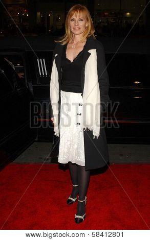 HOLLYWOOD - DECEMBER 06: Marg Helgenberger at the premiere of