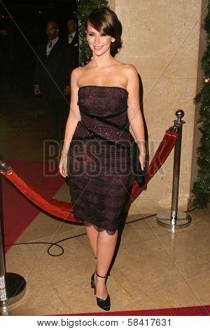BEVERLY HILLS - NOVEMBER 29: Jennifer Love Hewitt at the