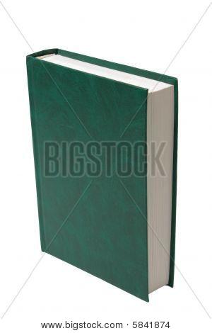 Blank Green Book