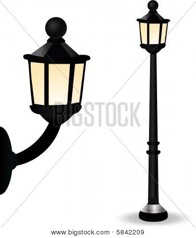 Streetlight Set