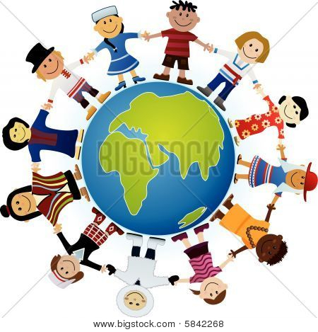 Childrens Of The World
