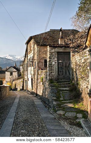 Old Town Orta