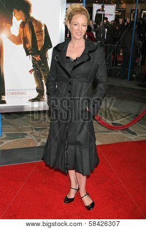 WESTWOOD, CA - DECEMBER 07: Virginia Madsen at the premiere of