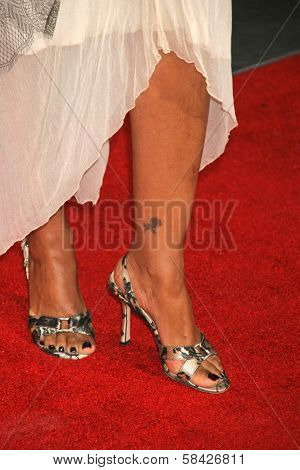 WESTWOOD, CA - DECEMBER 07: Garcelle Beauvais at the premiere of