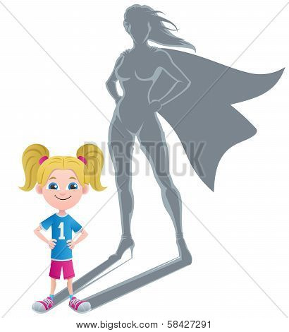 Girl Superheroine Concept 2