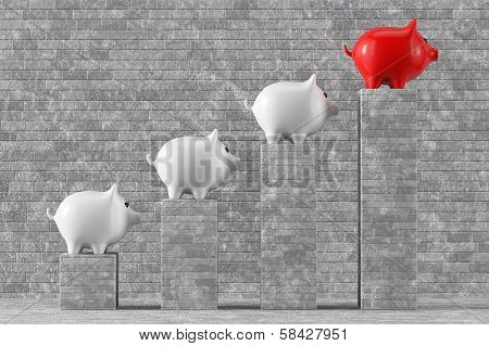 Piggy Banks As Graph