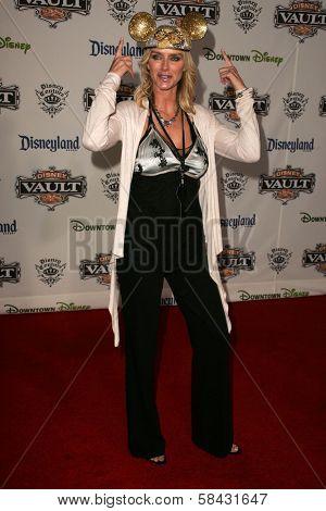 Kimberley Hefner at the Disney Vault 28 Opening, Downtown Disney, Anaheim, California. November 12, 2006.