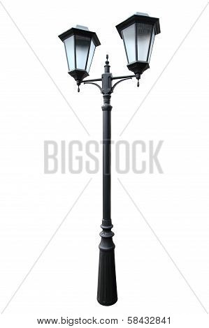 The Classical Street Lantern