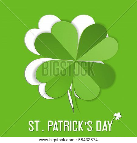 St. Patrick Day Sticker