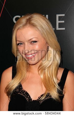 Francesca Eastwood at 30 Years Of Fashion And Film and the Next Generation of Style Icons presented by W and Guess, Laurel Hardware, West Hollywood, CA 01-08-13