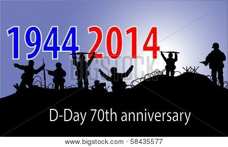 Anniversary Of D-day
