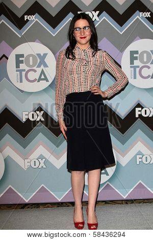 Shannon Woodward at the FOX Winter TCA All-Star Party 2013, Langham Huntington Hotel, Pasadena, CA 01-08-13