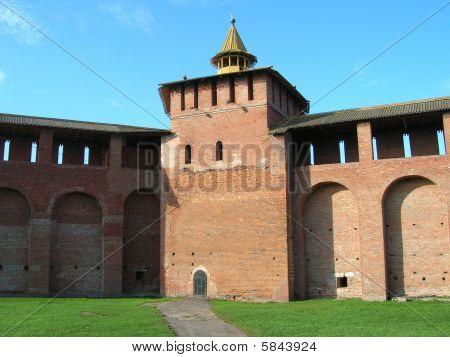 Kremlin of Kolomna